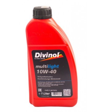 Multilight DIVINOL 10W40 1 l SN/CF, MB229.1, VW 505.00/502.01