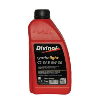 DIVINOL Syntholight C2 5W30 Hidrokrekinga motoreļļa SN/CF, 1L