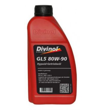 Divinol GL 5 80W90   1L API GL-7