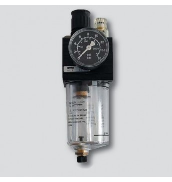 Slėgio reguliatorius/lubrikatorius/filtras