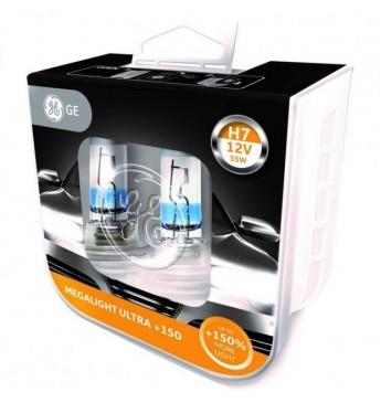 Megalight Ultra +150 H7 12V 55W