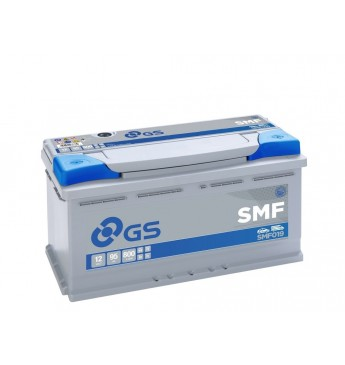 GS YUASA 95Ah SMF019 12V 800A 353x175x190mm