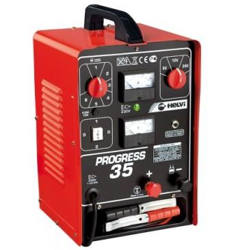 Akumulatoru lādētājs PROGRESS 35