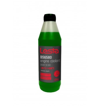ANTIFREEZE 1 kg -35°C green 1x11