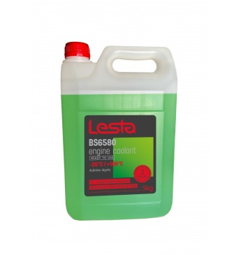 ANTIFREEZE 5 kg-35°C green 1x3