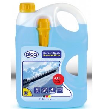 Alca screen wash summer plus -2°C 4 l