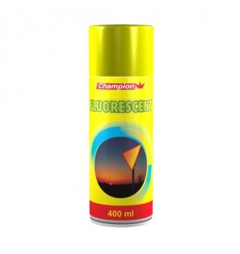 Fluorescējoša krāsa, dzeltena, 400ml RAL1026
