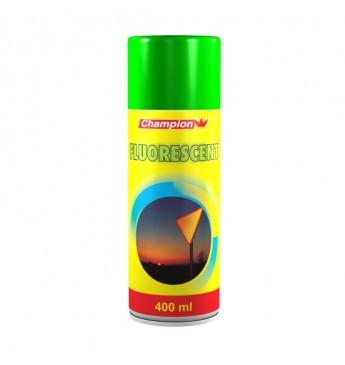 Fluorescējoša krāsa, zaļa, 400ml