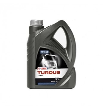 LOTOS eļļa 15W40 TURDUS SHPD CH-4, 5L