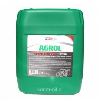 LOTOS eļļa 10W30 AGROL STOU, 19L