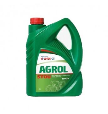 LOTOS eļļa 10W30 AGROL STOU, 5L