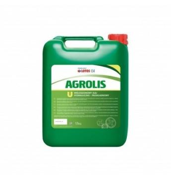LOTOS eļļa hidrotransmisijai AGROL U, 17kg/19L