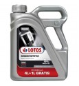 LOTOS eļļa 10W40 Semisyntetic SL/CF A3/B4, 4+1L