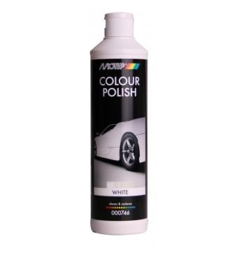 COLOUR POLISH WHITE 500ML