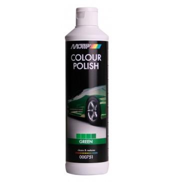 COLOUR POLISH GREEN 500ML