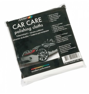 CARPOLISHING TOWELS (5PCS.)