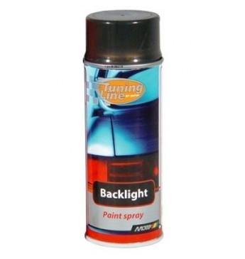 MOTIP akrila laka lukturiem, 400ml melna