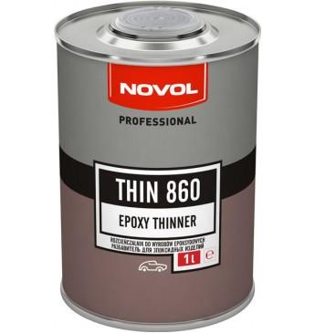 Atšķaidītājs epoksīda grunts THIN860 1L