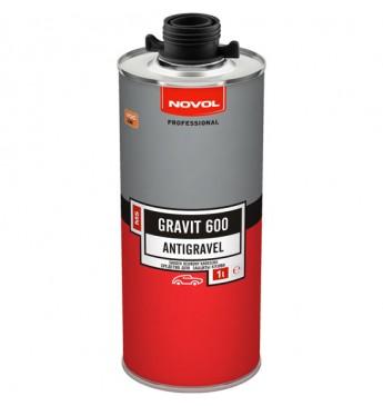 Pretakmeņu aizsarglīdzeklis GRAVIT600 melns 1L