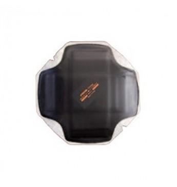 PREMA diagonālo riepu ielāps ar kordu (165x165mm), 4 kordu kārtas