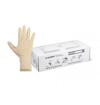 CRAFT Latex disposable gloves XL (100 pcs)