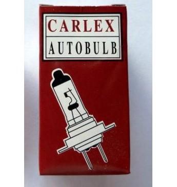 RING auto spuldze 24V H7 70W PX26D Carlex, kārbā
