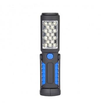 RING LED inspekcijas lukturis, 100+16lm, 3xAAA