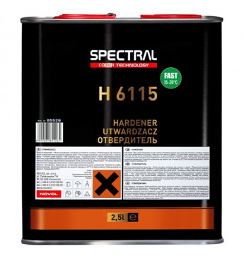 Spectral H6115 Fast 2.5 l