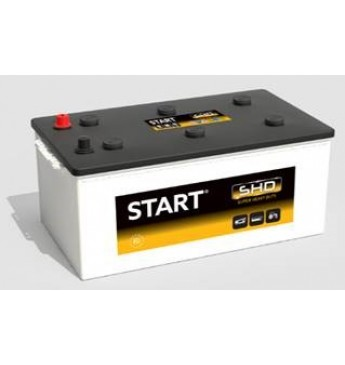 START SHD 155Ah 12V 900A akumuliatorius 513x189x220