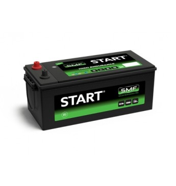 START 230 Ah SMF 12V 1350A akumuliatorius 514x276x242