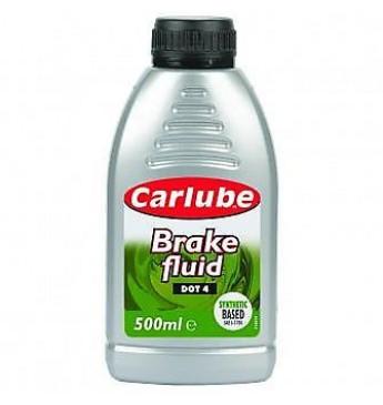 Brake Fluid DOT 4, 500ml