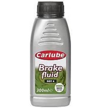 Brake Fluid DOT 4, 300ml
