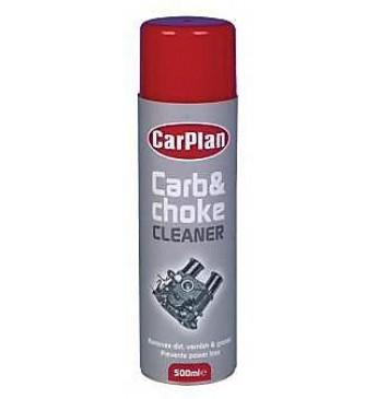 CarPlan Carb and Air Intake Cleaner 500ml