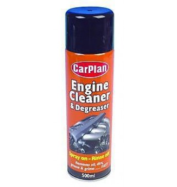 CarPlan Engine Cleaner and Degreaser 500ml