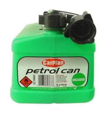 CarPlan Tetracan - Unleaded (Green) 5l