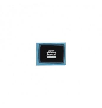 TT radiālo riepu ielāps 110TL (75x55mm), 1 kordu kārta