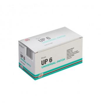 TT universālais riepu ielāps UP-6 (43x43mm)