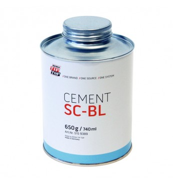 Special cement BL650gr.CKW-Fre