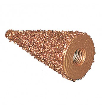 POINTED GRINDING CONE 25MM