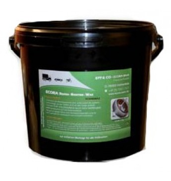 Mounting paste ECORA, black 5kg