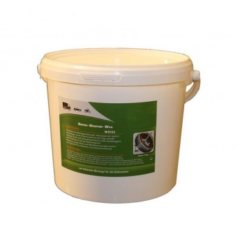 Mounting paste ECORA, white 5kg
