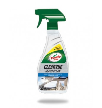 CLEARVUE GLASS CLEAN Turtle Wax 500 ml