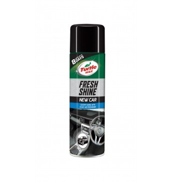 FRESH SHINE NEW CAR Turtle Wax 500ml