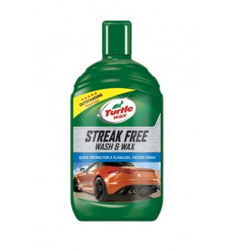 STREAK FREE WASH Turtle Wax 500ML