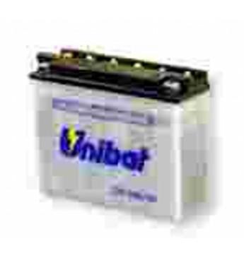 UNIBAT 12V 16Ah Moto akumulators