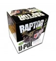 RAPTOR Truck bed liner tintable (4x710ml+0.96L)