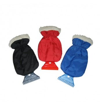 Ice Scraper Mitts