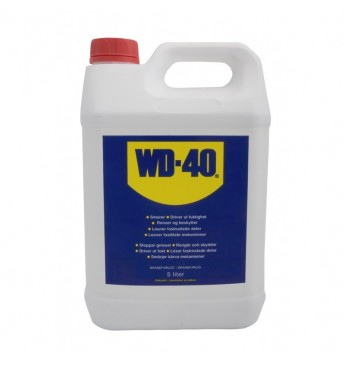WD-40, 5.0 l
