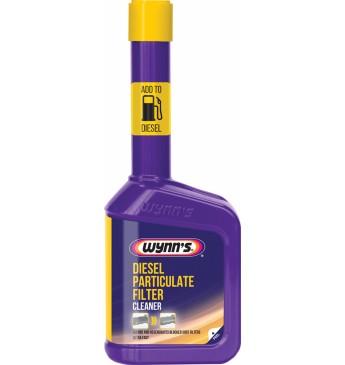 WYNN'S dīzeļdegvielas piedeva DPF kvēpu filtra tīrīšanai, 325ml