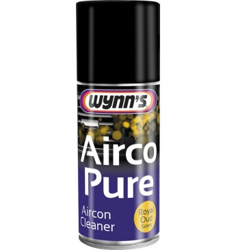 WYNN'S AIRCO PURE ventilācijas sistēmas tīrīšanas līdzekli, 150ml ROYAL